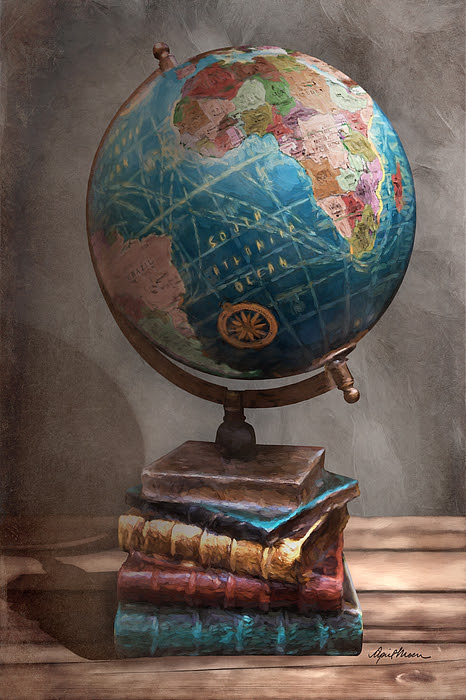 The Globe by April Moen