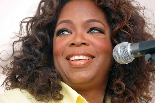 Political Polls by Windy Grace – Oprah for President?