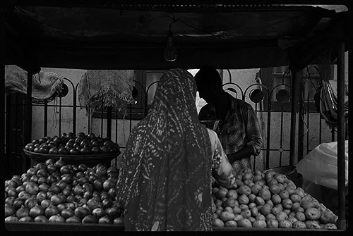 Bandra Bazar Is Famous For Onions Potatoes And Garlic... by firoze shakir photographerno1