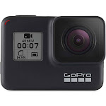 GoPro HERO7 HD Waterproof Action Camera - Black