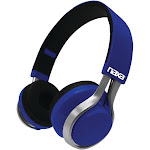 Naxa NE-964 Blue Orion Bluetooth Headphones (Blue)