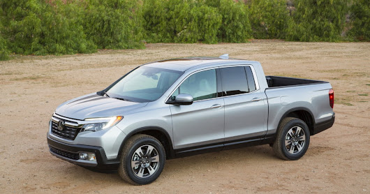 Honda's 2017 Ridgeline is a more civilized pickup truck