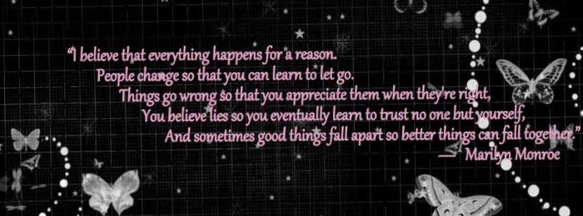 Quotes Sayings Facebook Covers Myfbcovers