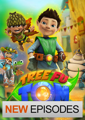 Tree Fu Tom - Season 2