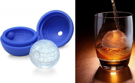 Star Sphere Ice Ball Tray