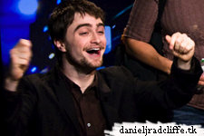 Daniel Radcliffe and Richard Griffiths on Theater Talk