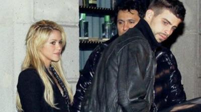Shakira, αλλού τρως, αλλού πίνεις… (pics)