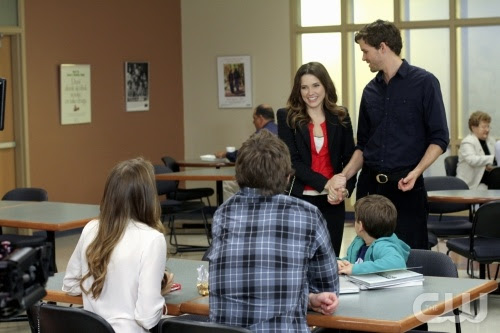 """Quiet Little Voices""  -- Pictured (L-R)Sophia Bush as Brooke and  Austin Nichols as Julian  in ONE TREE HILL on The CW. Photo: Fred Norris/The CW ©2011 The CW Network, LLC. All Rights Reserved"