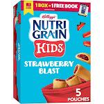 Nutri-Grain Kids Strawberry Blast Breakfast Bars- 5ct