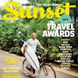 Santa Fe featured in Sunset Magazine, August 2017