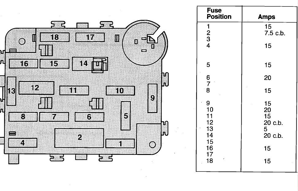 Ford Econoline E350 Fuse Diagram - Wiring Diagram