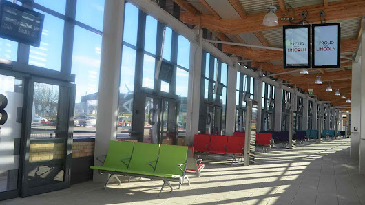 Your thoughts on the new Lincoln Central Bus Station