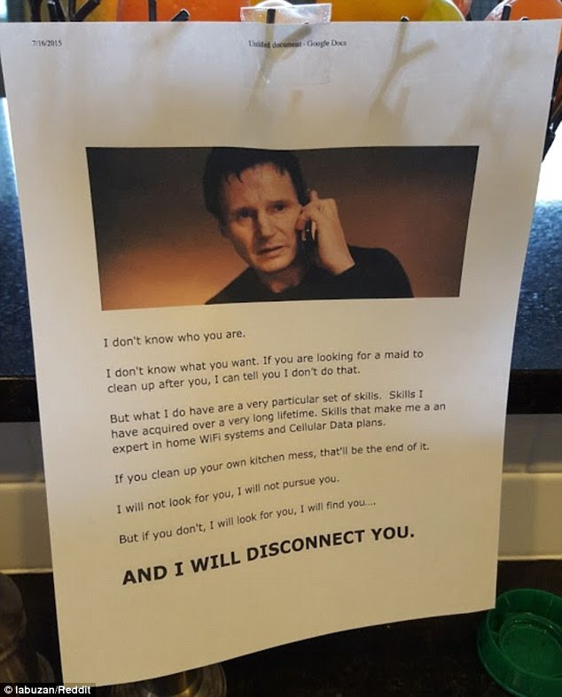 Liam Neeson Taken Quote I Will Find You 14826 Enews