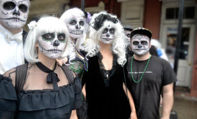 How To: Halloween New Orleans | Events, Parties & Music