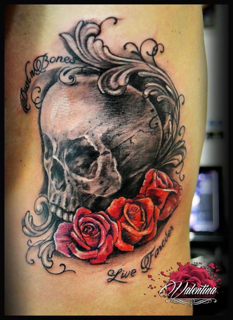 Valentina Tatu Tattoos