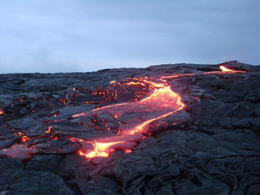 Lava Hiking