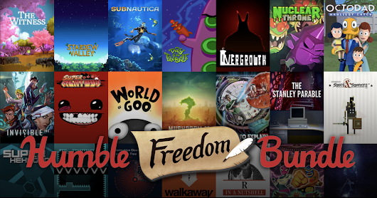 Humble Freedom Bundle