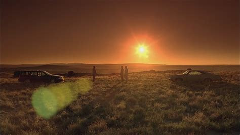 Sunset Lens Flare volvo breaking bad Abend wallpaper