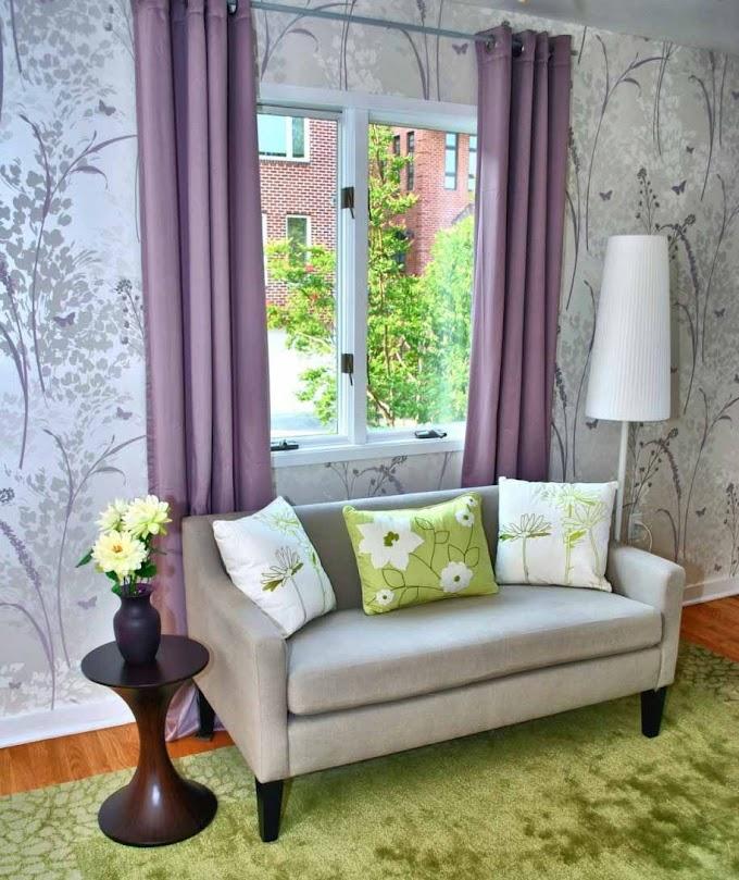 Dinding Ruang Tamu Berkeramik | Ide Rumah Minimalis