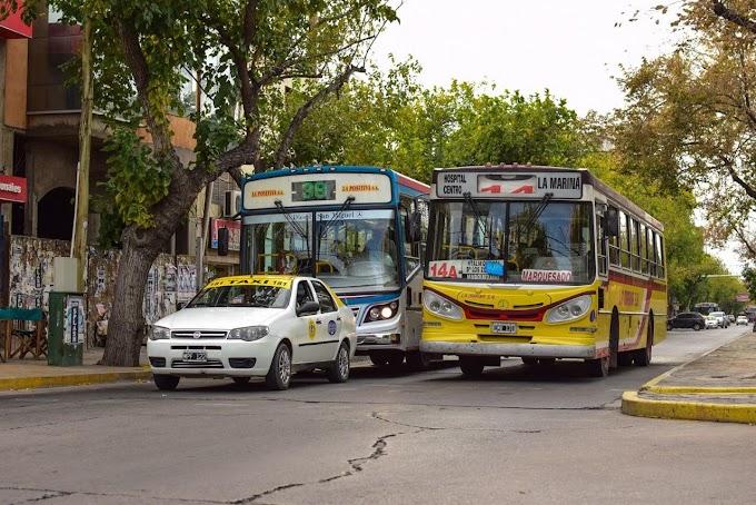 El domingo aumenta el boleto en San Juan y los empresarios ya piden otra suba