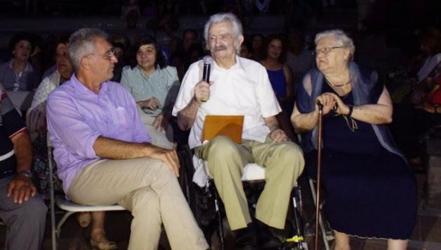 Μυτιλήνη: Πέθανε ο Κώστας Δούκας - Η πορεία και τα έργα του που έμειναν στην ιστορία!
