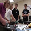 Eisenhower students take their robots to the state level