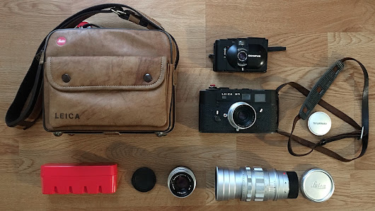 In your bag No: 1456 - John Helmuth - Japan Camera Hunter