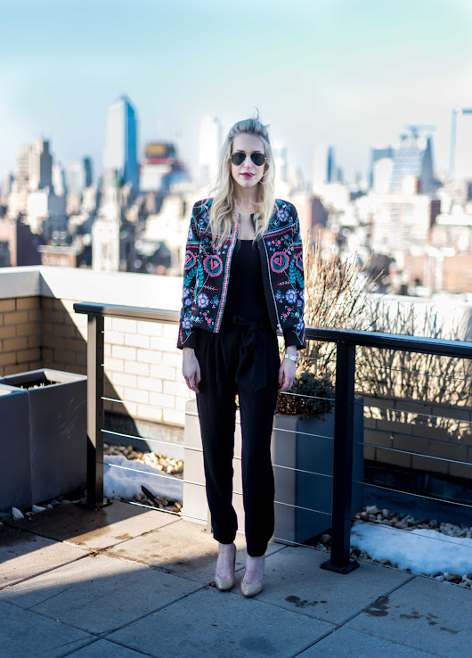 Spring with Parker NY |  YAEL STEREN