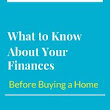 Home Buying Ebook