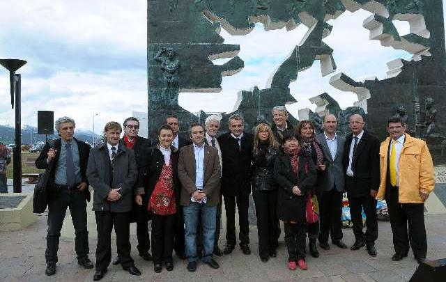 En Usuahia | Legisladores ratificaron postura sobre la soberanía en las Islas Malvinas