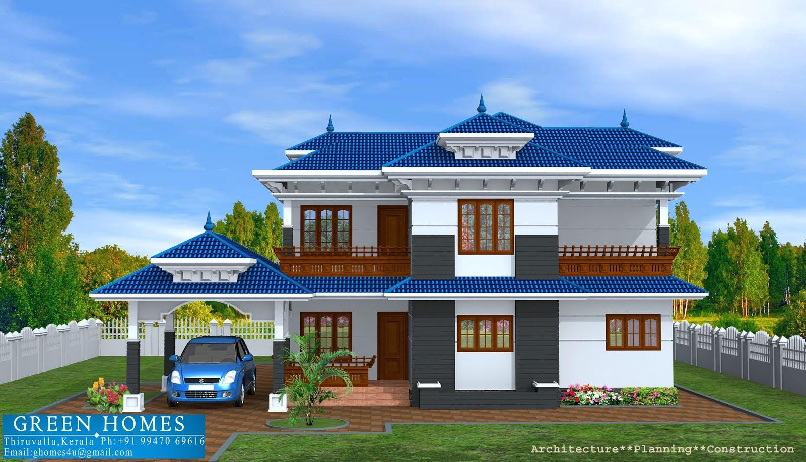 Kerala Style Home Models