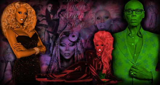 RuPaul - TML Arts and Artists