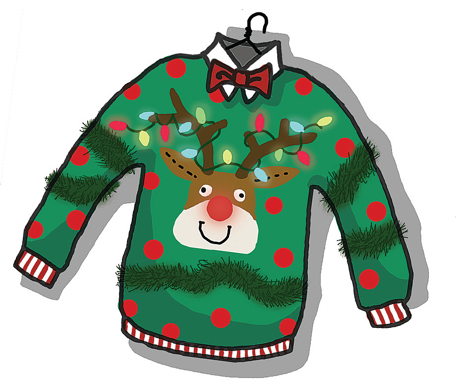 Christmas Jumper Clip Art | Christmas Ideas