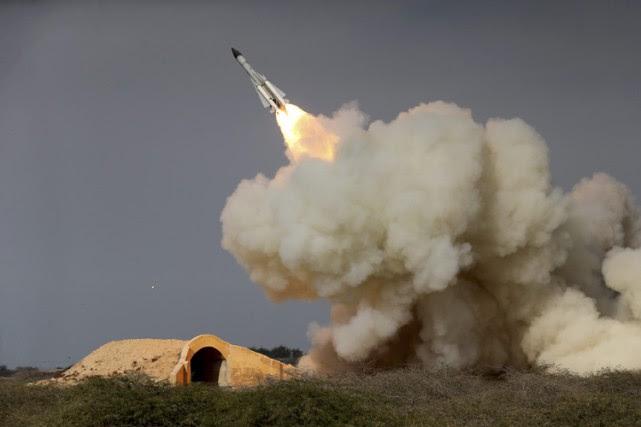 L'Iran avait déjà effectué, en mars dernier, des... (ARCHIVES AP)