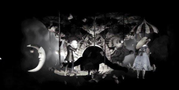 Durante o terceiro verso, as coisas mudam na mente do escravo: Não há mais gaiola imprisonning a lua, as borboletas monarca estão livres do peito eo manipulador está morto.