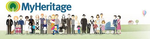 50% off MyHeritage Data Subscription