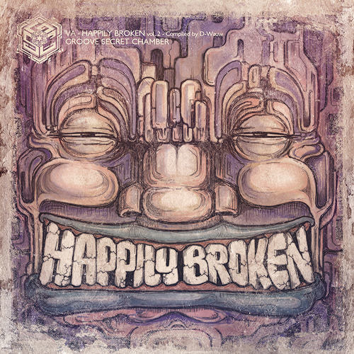 Rain Check - [Happily Broken VA Vol. 2] forthcoming on Groove Secret Chamber (Compiled by D-WaUw)