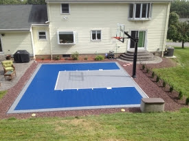 Photos Of Half Basketball Courts