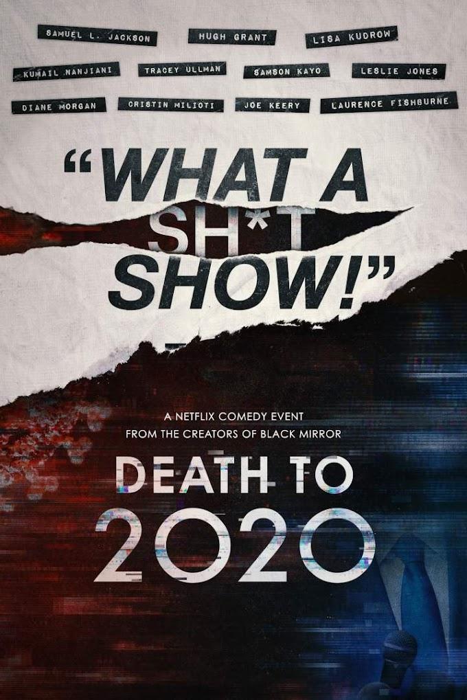 [Movie] Death To 2020 (2020)