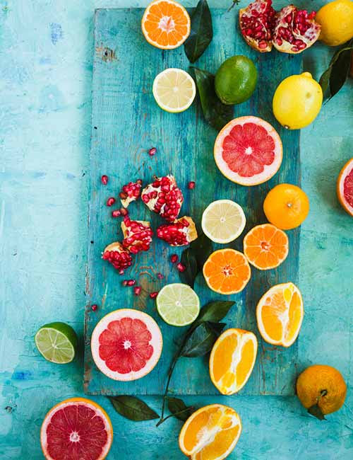 Diet Plan For Glowing Skin - Fruits