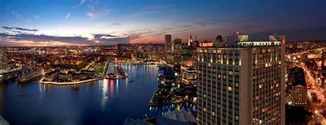 Baltimore Marriott Waterfront   Partyspace
