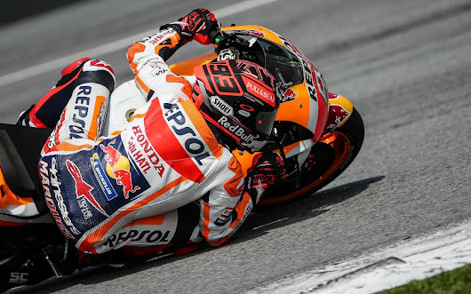 How MotoGP champion Marc Marquez finds the limit – by crashing