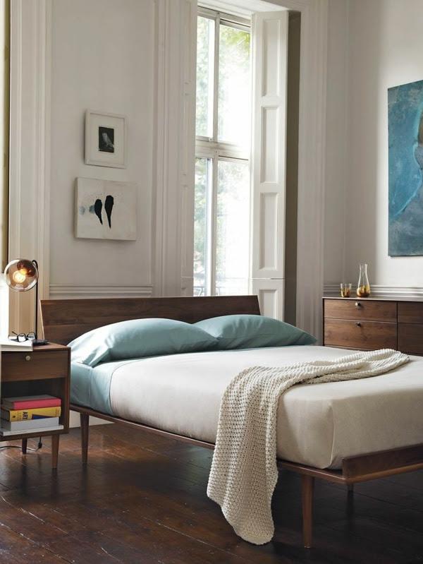 einrichtungsideen fürs schlafzimmer  modern elegant und