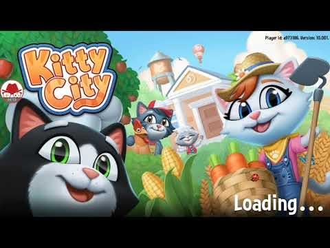 Kitty City - Şirin Kedilerle Çiftlik Yönetimi