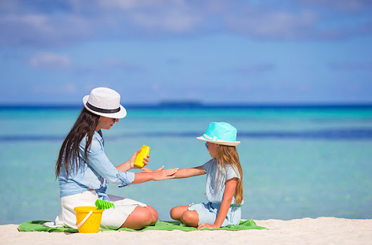 How to Catch Summer Rays Without the Burn - NYMetroParents