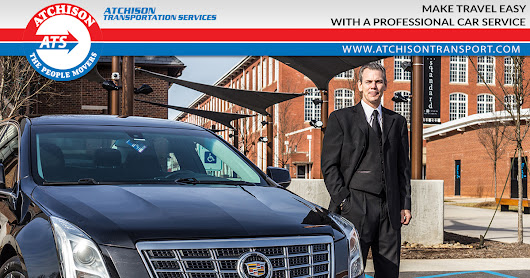 Make Travel Easy with a Professional Car Service in the Greenville/Spartanburg Area – Atchison Transport Services