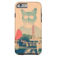 Cool Cat Tough iPhone 6 Case