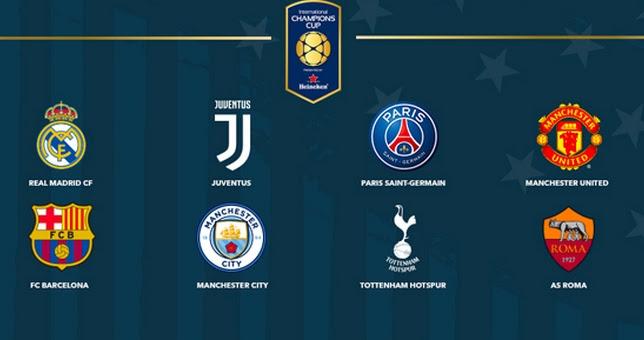 مشاهدة مباراة روما و توتنهام - بث مباشر - الكأس الدولية للأبطال