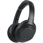 Sony WH1000XM3B Noise Cancelling Headphones with Google Assistant - Black