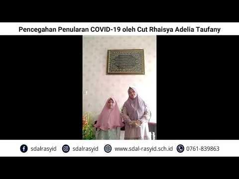 Pencegahan Penularan COVID 19 oleh Cut Rhaisya Adelia Taufany